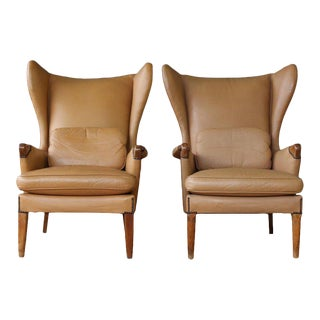 Pair of Armchairs by Parker Knoll, United Kingdom, 1950s For Sale