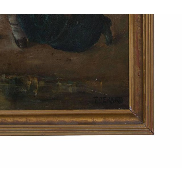 19th Century Oil on Canvas After Fernand Marie Eugene Le Gout-Gerard - Image 2 of 4
