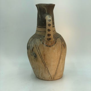 Vintage Primitive Terra-Cotta Moroccan Water Jar Preview