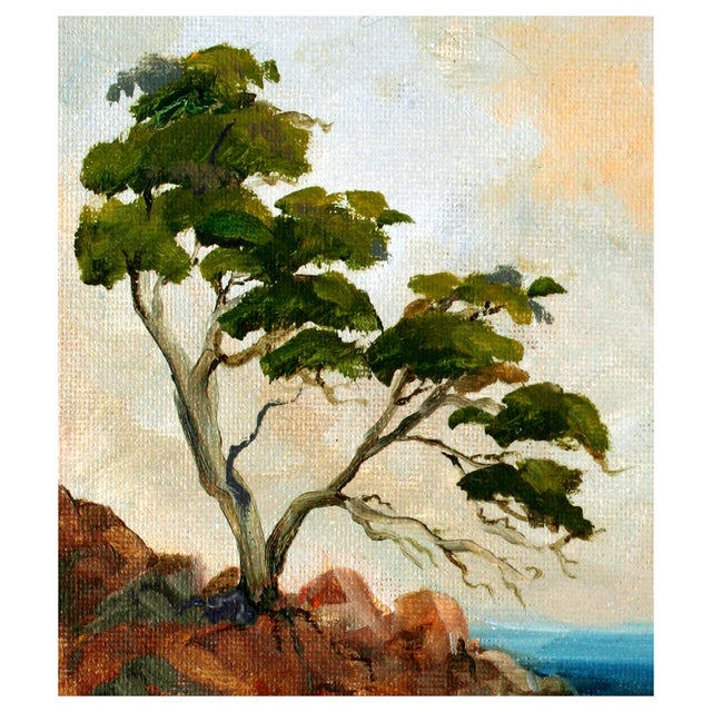 Sentinel Cypress by Kathleen Murray - Image 2 of 2