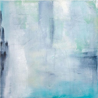 Julia Contacessi, Sea Smoke Painting, 2014 For Sale