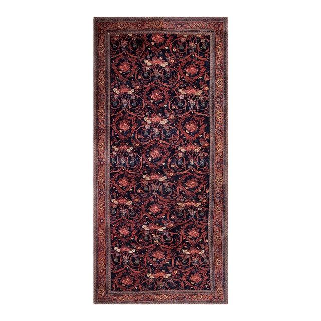 "Antique Bijar Persian Rug 9'3"" X 20'3"" For Sale"