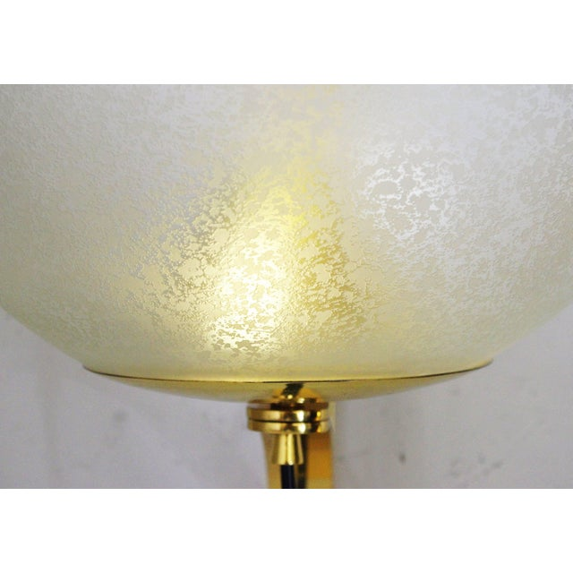 Five Large Globe Sconces by Seguso For Sale - Image 11 of 12