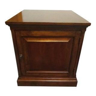 Ethan Allen Townhouse Component Cabinet For Sale