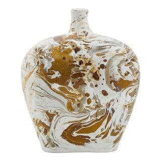 Maguana Jarrón Blown Glass Vase For Sale