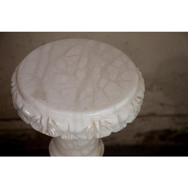 French Marble Pedestal For Sale In New York - Image 6 of 7