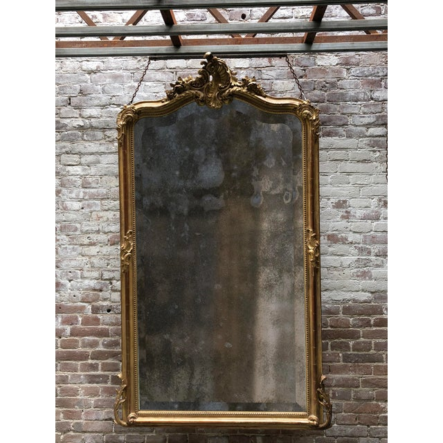 19th Century Mirror For Sale - Image 12 of 13