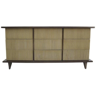 American of Martinsville Two-Tone Dresser For Sale