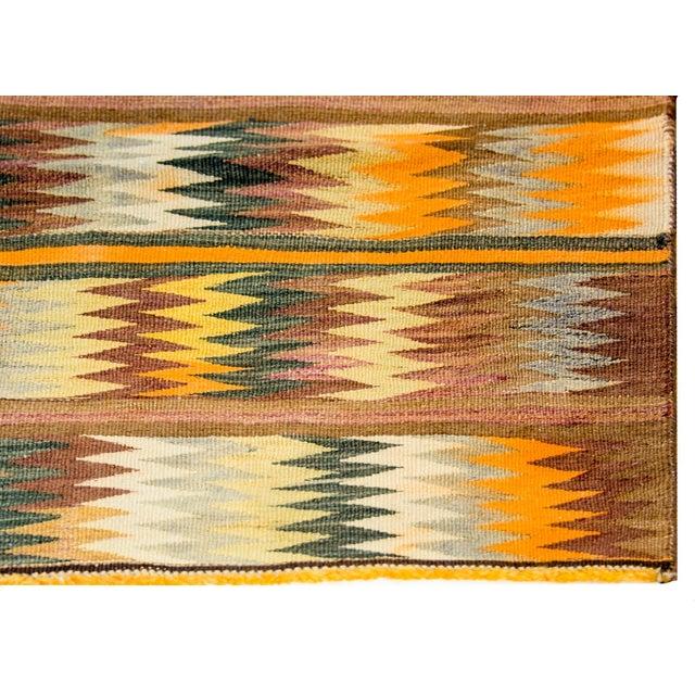 Wonderful Early 20th Century Antique Baluchi Kilim Rug For Sale - Image 4 of 8