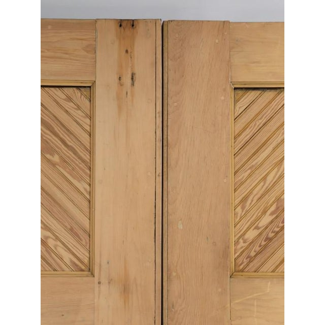 1890s Antique American Barn or Garage Doors For Sale In Chicago - Image 6 of 13