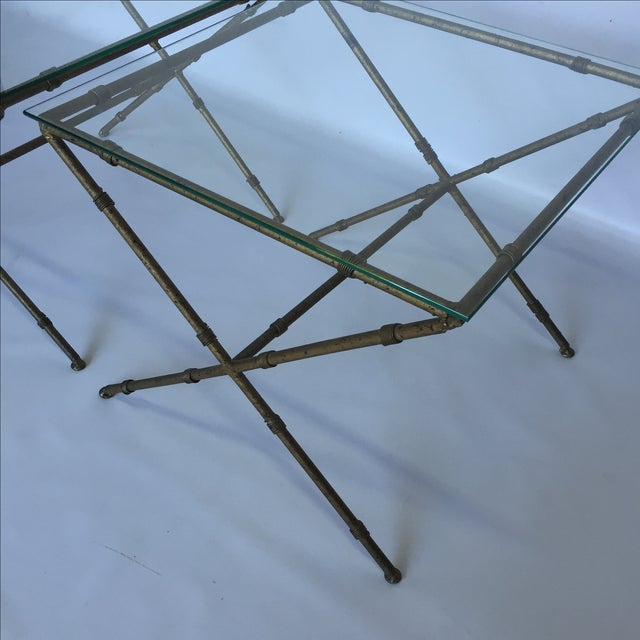 Hollywood Regency Accent Tables - A Pair - Image 6 of 8