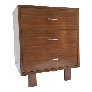 "George Nelson Three Drawer 'Basic Series"" Dresser for Herman Miller For Sale"