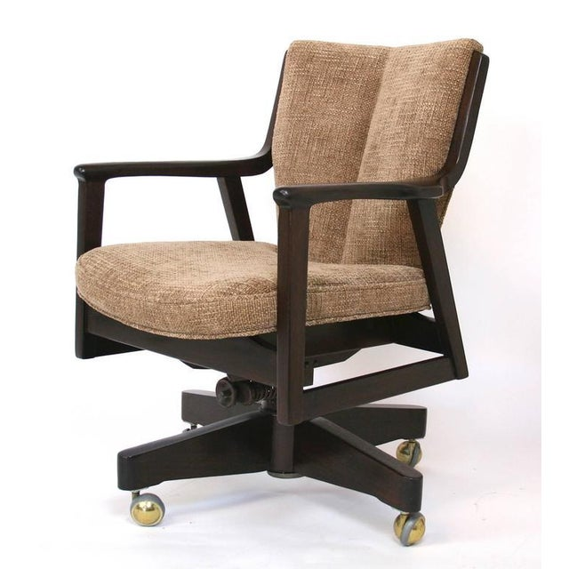 Mid-Century Modern Mid-Century Modern Desk Chair For Sale - Image 3 of 5