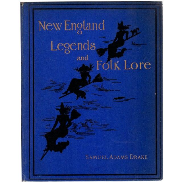 New England Legends & Folk Lore Book - Image 1 of 4