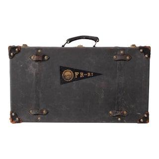 Vintage 1930s Suitcase For Sale