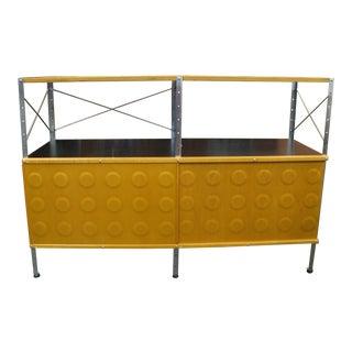 Herman Miller Eames Esu 2x2 Storage Unit For Sale