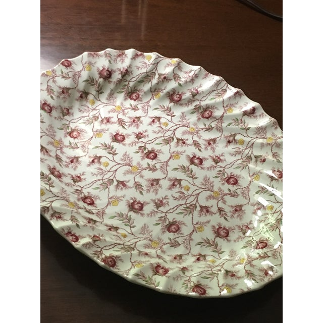 Early 20th Century Spode Copeland Serving Platter For Sale - Image 5 of 7