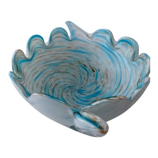 Murano Art Glass Dish