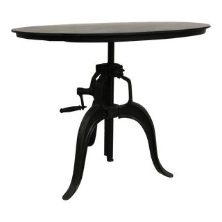 Butler Metalworks Cranking Iron Hall Table