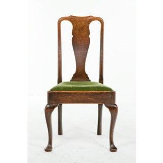 18th Century Queen Anne Oak Chairs - A Pair Preview