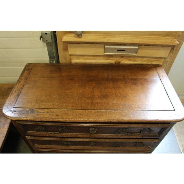 Louis XV Style Oak Commode - Image 3 of 8