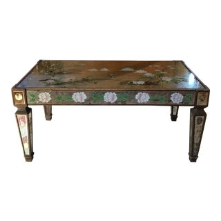 1920's Chinoiserie Coffee Table For Sale