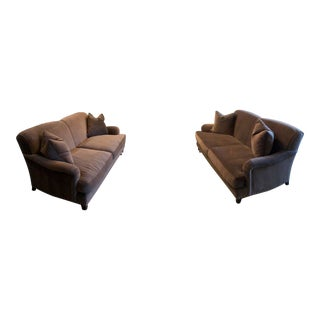 Albert Sofas by Lilian August for Hickory White - A Pair For Sale