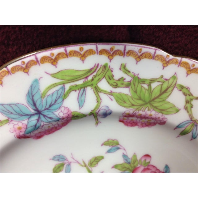 English Minton Vintage Plate - Image 3 of 5