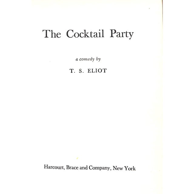 """Traditional """"The Cocktail Party"""" For Sale - Image 3 of 6"""