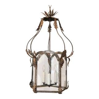 French Tôle Lantern