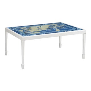 Chinoiserie Coffee Table For Sale