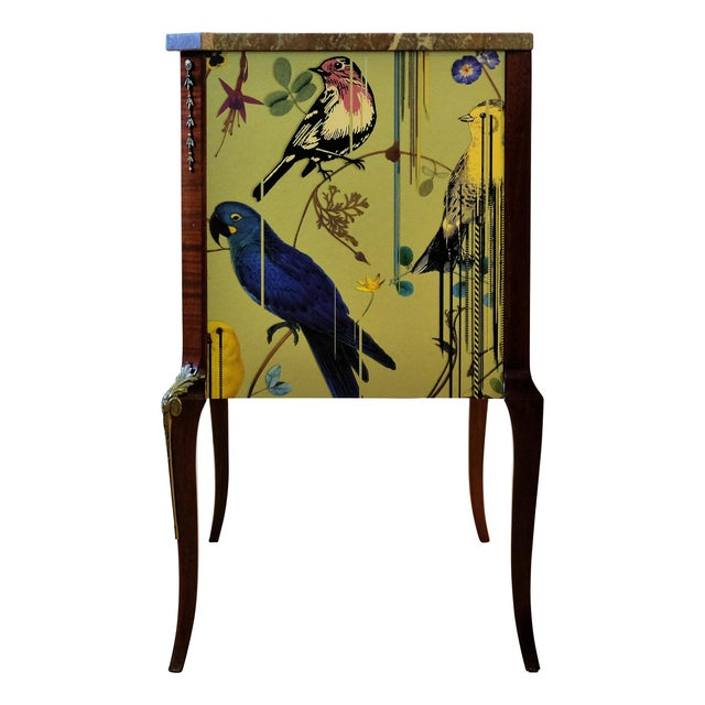 Metal Christian Lacroix Louis XV Commode For Sale - Image 7 of 12