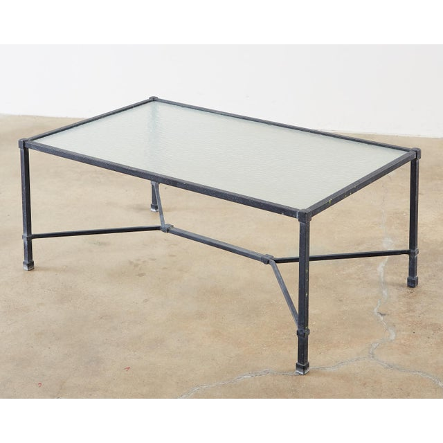 Brown Jordan Venetian Aluminum Cocktail Tables For Sale - Image 13 of 13