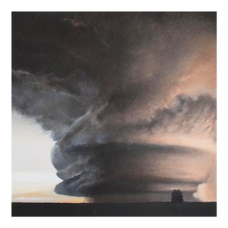 "American Weather ""Tornado"" Painting by Gregory Smith For Sale"