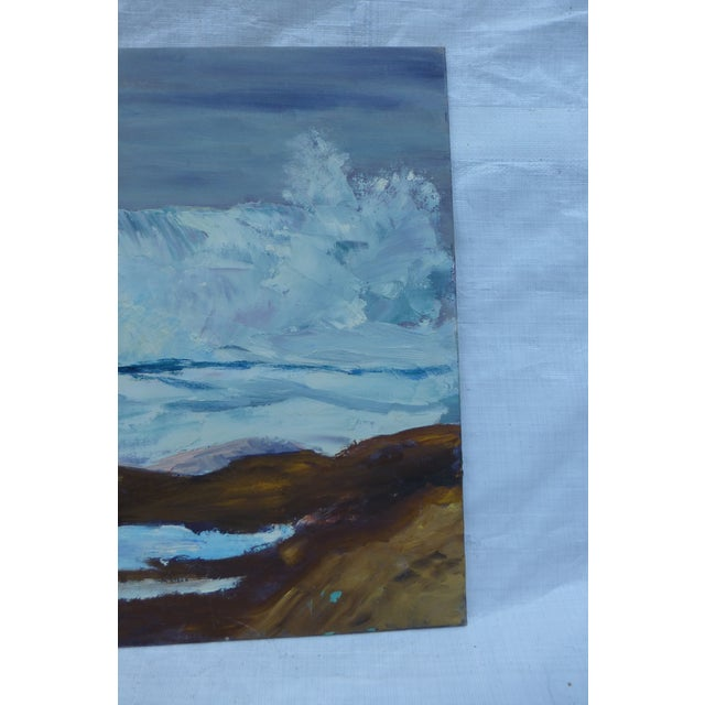 H.L. Musgrave Mid-Century Ocean Painting - Image 6 of 7
