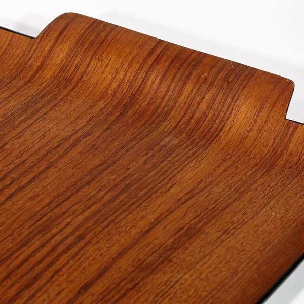 A Thin Teak Wood Tray.