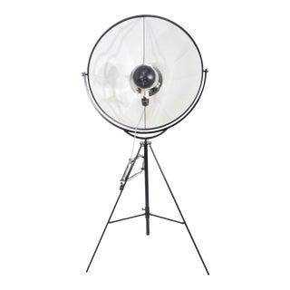 Mariano Fortuny for Palluco Italia Photographer Lamp in Original Black For Sale