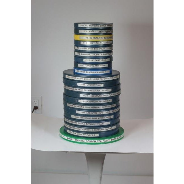 Industrial Vintage Educational 16mm Movie Collection For Sale - Image 3 of 6