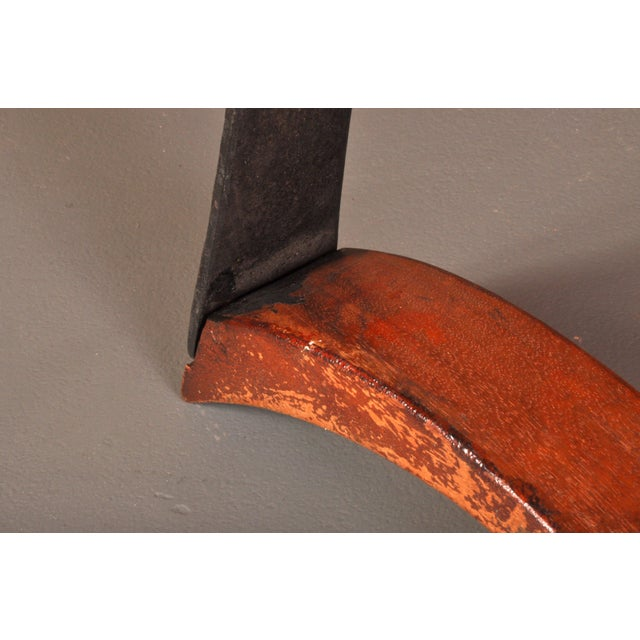 Brown Surrealist Type Holding Pew, Usa For Sale - Image 8 of 9