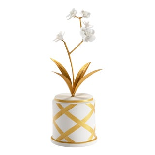 Chelsea House Inc Flower Accent Figurine