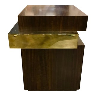Caracole Modern This Just End Table/Side Table For Sale