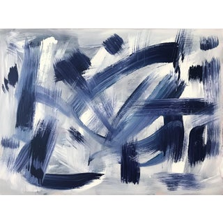 Contemporary Abstract Painting #107 by Michael McCullough For Sale
