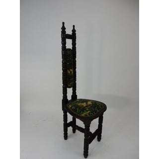 Antique Mission Arts and Crafts Accent Chair Preview