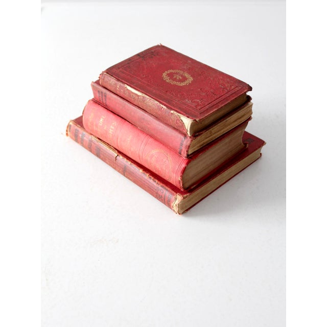 Victorian Book Collection Set of 4 - Image 6 of 11