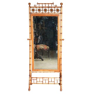 American Cheval Mirror For Sale