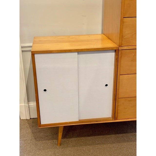 Paul McCobb Modular Cabinet or Dresser for the Planner Group For Sale - Image 11 of 13