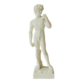 Classic Italian Roman 'David' Sculpture For Sale