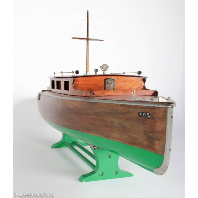 1940s Steam Powered Wooden Boat - Image 5 of 11