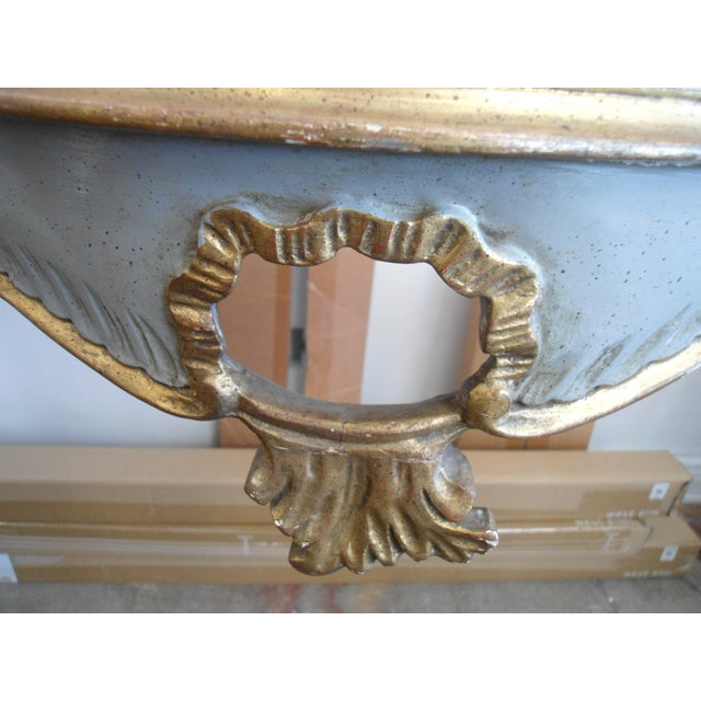 French Style Bombay Console For Sale - Image 10 of 11
