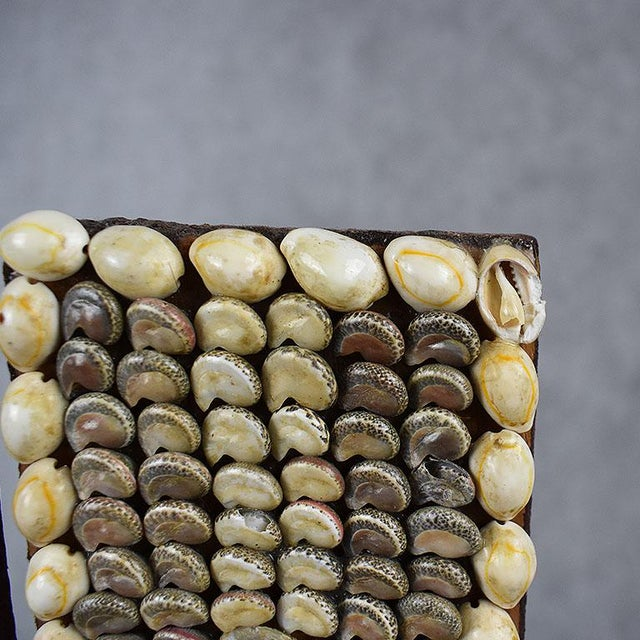 Shell Encrusted Bookends - a Pair For Sale - Image 6 of 9